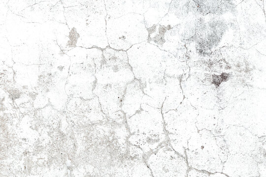 Old cracked concrete wall texture. Weathered background.