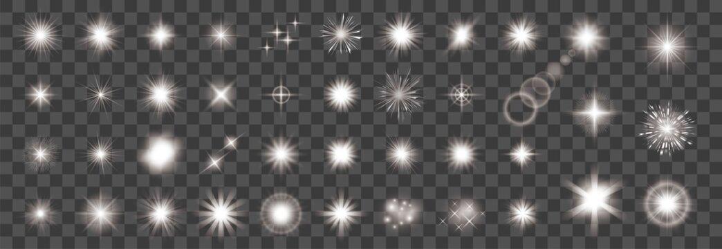 キラキラと太陽の光セット バージョン2