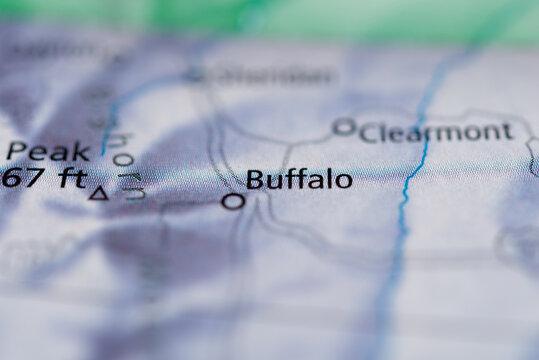 Buffalo, Wyoming.