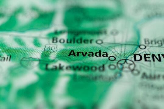 Arvada, Colorado.