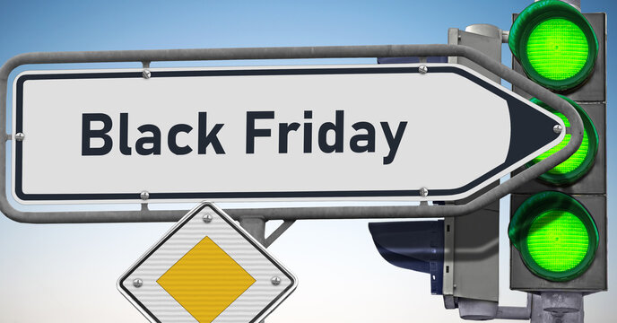 Black Friday, Signale auf Grün