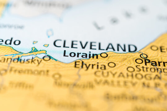 Lorain, Ohio, USA.