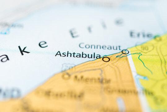 Ashtabula, Ohio, USA.