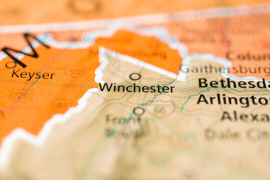 Winchester, Virginia, USA.