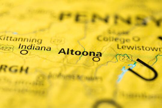 Altoona, Pennsylvania, USA.