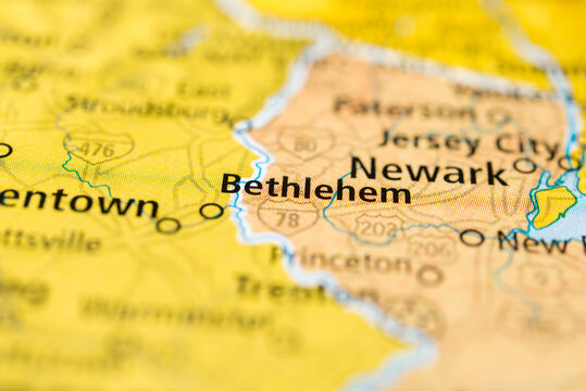 Bethlehem, Pennsylvania, USA.