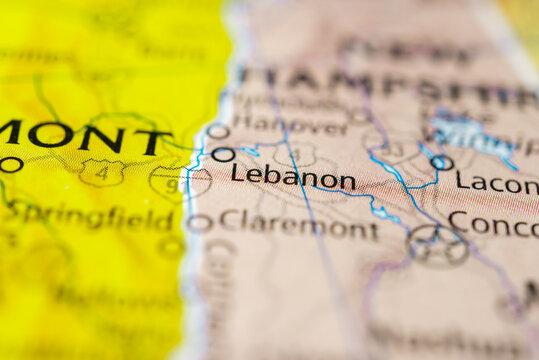 Lebanon, New Hampshire, USA.