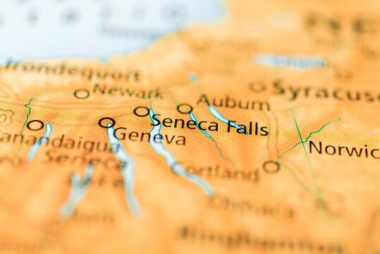 Seneca Falls, New York, USA.