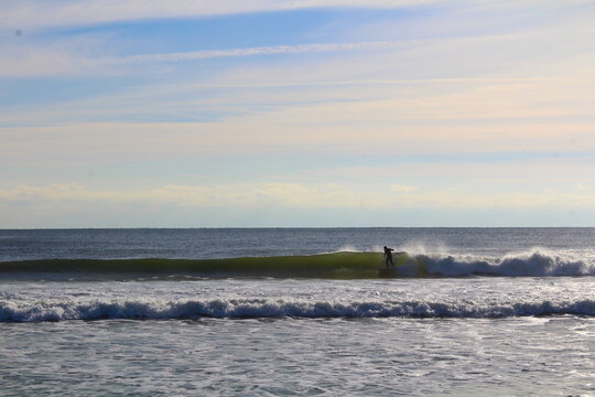 Surfing Beaches in New Jersey