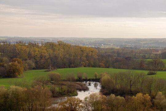 Der Naturpark Mecklenburgische Schweiz