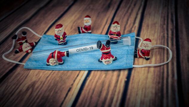 Weihnachten und Corona