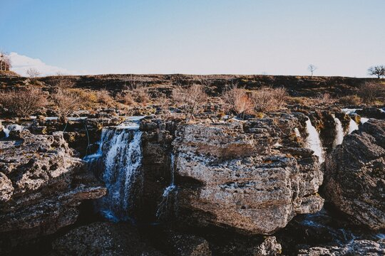 Near Podgorica You Can Have A Break, Relax, Enjoy The Waterfalls While You Drink An Amazing Tea.