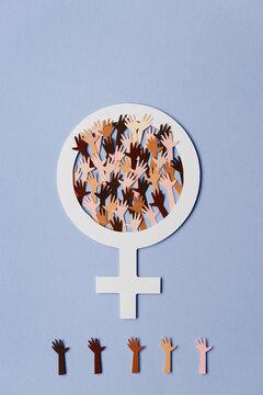 Women united against racism