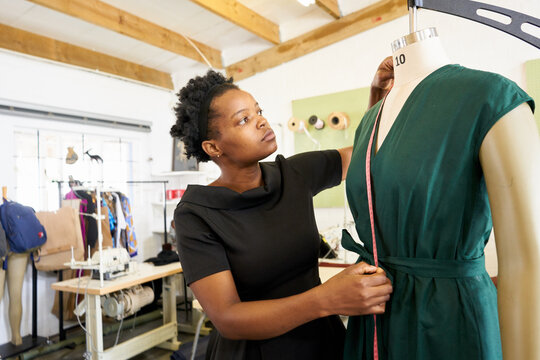 African woman entrepreneur