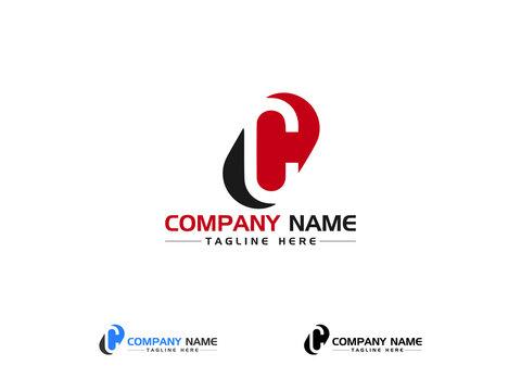 CC C C&C Letter Type Logo Image