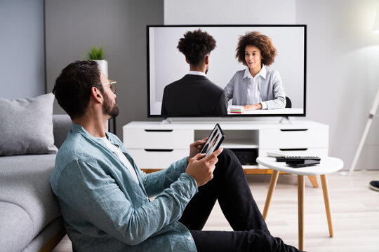 Streaming Movie Media From Tablet To TV
