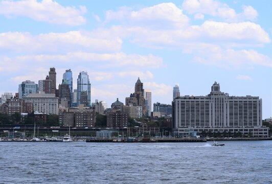 NYC New York City Skyline
