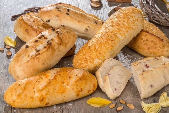 pains spéciaux