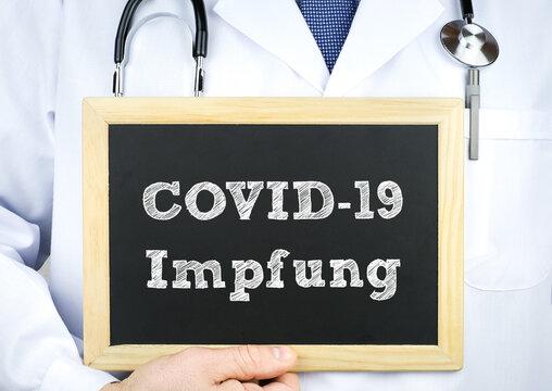 Impfung gegen COVID-19