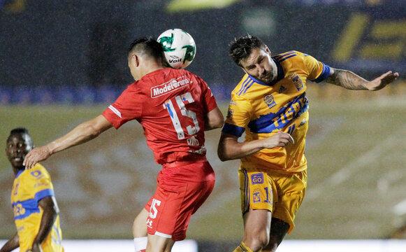 Liga MX - Playoff - Tigres v Toluca
