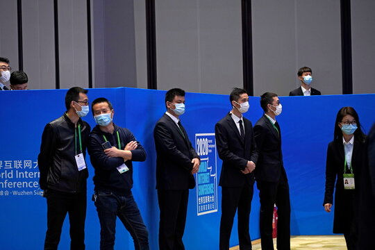 World Internet Conference in Wuzhen