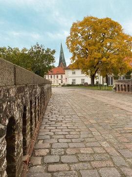 Eutin in Holstein am Schloss