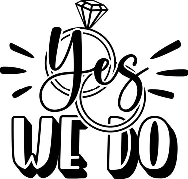 Yes we do isolated on the white background. Vector illustration