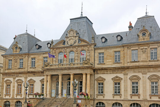 Town Hall in Autun, France