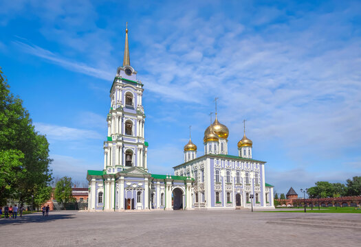 Assumption Cathedral of the Tula Kremlin, Russia