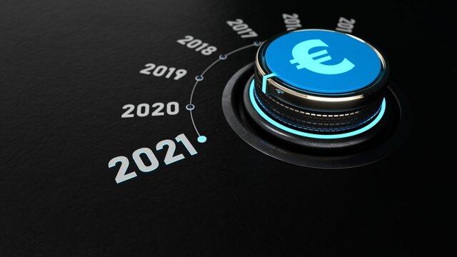 Jahreswechsel auf das Jahr 2021 bringt finanzielle Änderungen mit sich