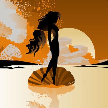 aphrodite venus love goddess