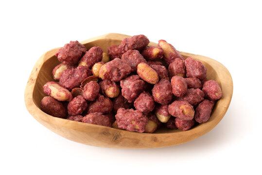 Kandierte Erdnüsse