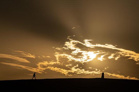 walker at Dawn , Look at Me Now Headland