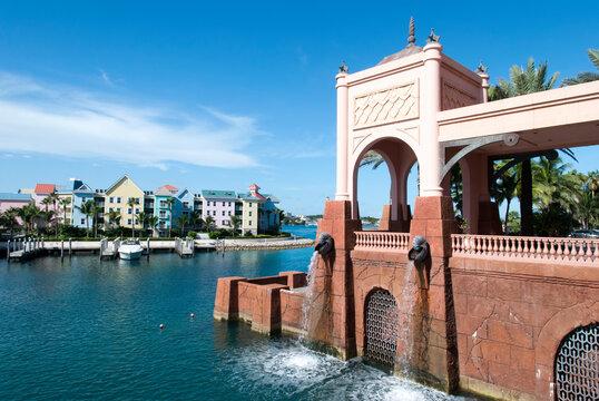 Paradise Island Architecture And Marina