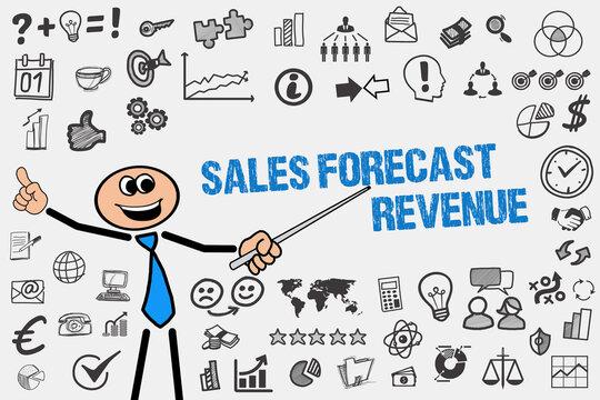 Sales Forecast Revenue