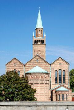 St. Matthew Church in Berlin - Germany.