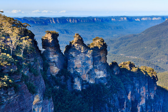 The Blue Mountains,