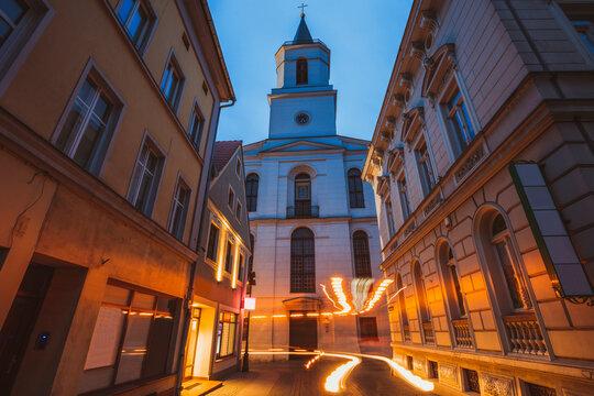 Our Lady of Czestochowa Church in Zielona Gora