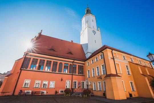 Namyslow City Hall