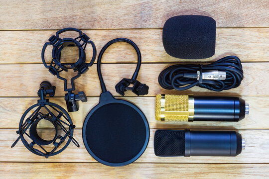 A set of tools for sound recording