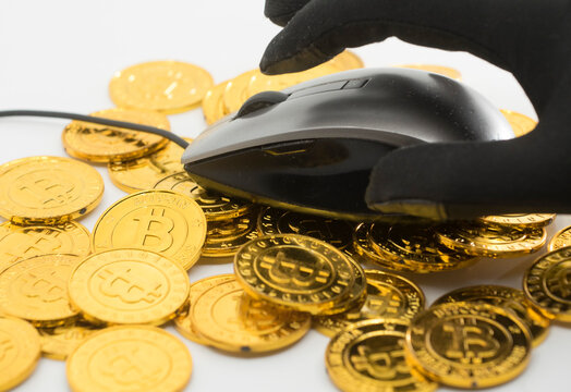 bitcoin and internet crime or cyber crime