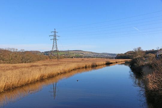 River Teign, Newton Abbot, Devon