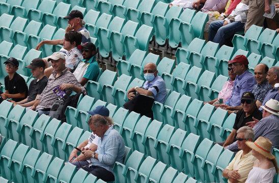 Second One Day International - Australia v India