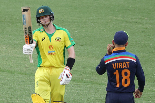 Second One Day International - Australia v India