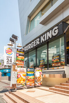 Burger King restaurant