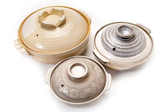 カラの土鍋