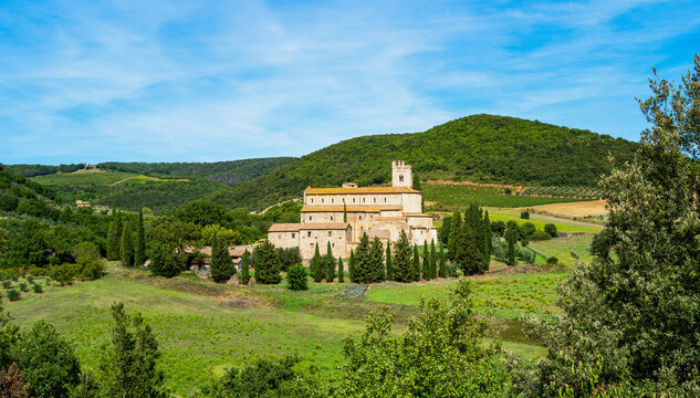 Pienza and the Val D'Orcia
