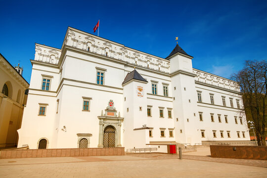 Royal Palace of The Grand Dukes of Lithuania