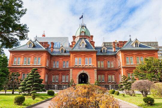 北海道庁 赤れんが庁舎 札幌