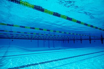 Fototapeta Swimming pool concepts obraz
